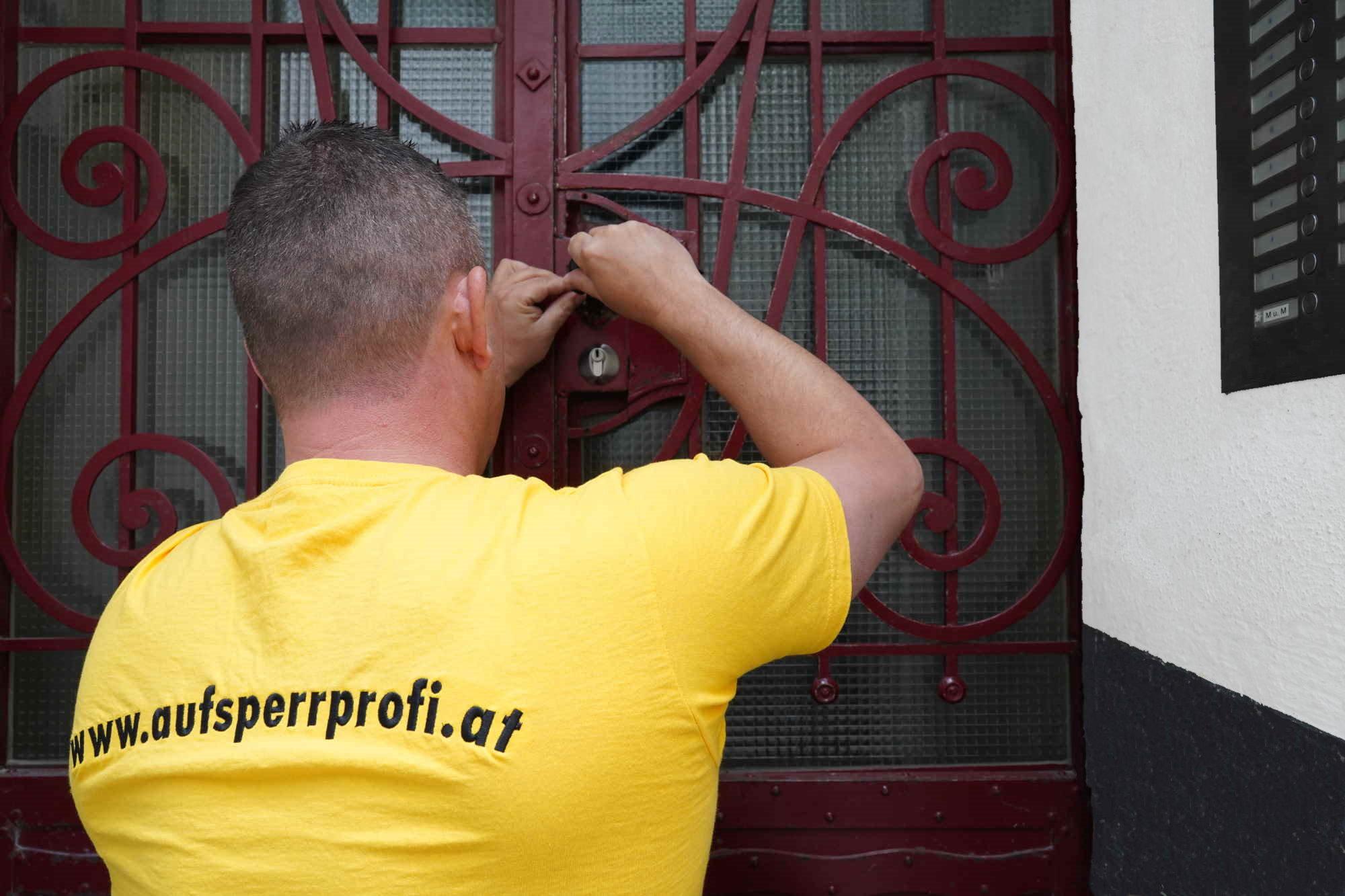 Aufsperrprofi e.U. | Sicherheitsschloss öffnen Wien